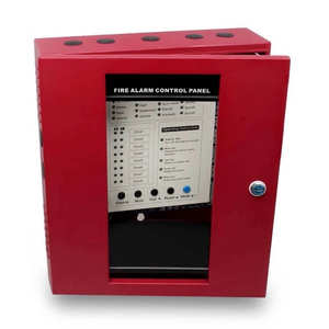 (FACP) 4/6/8/16 Zone Fire Alarm Conventional Fire Alarm Control Panel