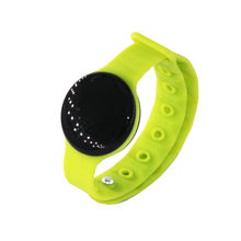 Good Quality Silicone Belt Bluetooth Bracelet Wristband Beacon For People Tracking
