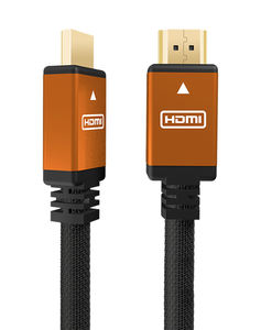 5m High Speed Gold Plated Connectors support ethernet hdtv 3d 4k hdmi to hdmi cable