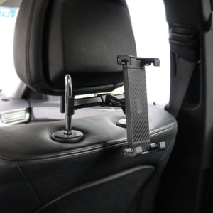 Universal Tablet PC Stand 360 Degree Rotation Tablet Holder for Car Headrest