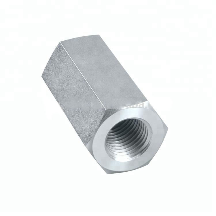 ROHS Certificated OEM ACME Hex Long Nut