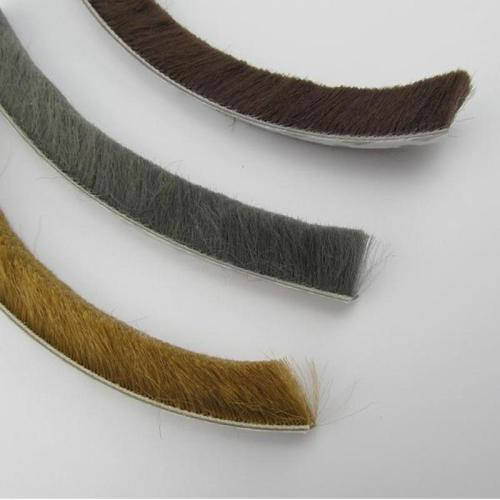 hot sale waterproof fin pile rubber strip door seal weather strip