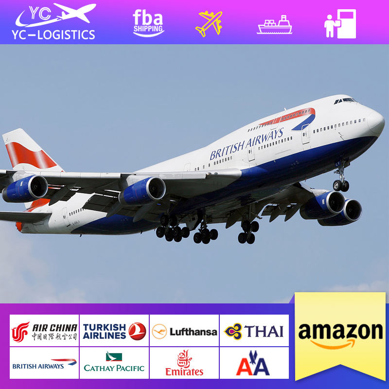 air freight forwarder fba to Poland/Slovakia/Switzerland in china shenzhen