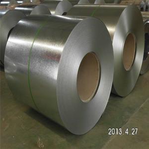 Bom preço Z30 Z60 Z90 bobinas placa para cozinhar bobina de aço galvanizada com lantejoula regular