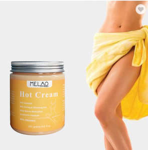 High quality custom hot slimming collagen cream hip lifting cellulite lost weight