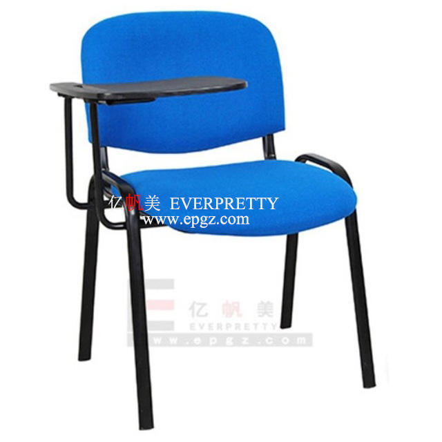 Heavy Duty Student Table and Chairs College Writing Table Chair Student Chair with Writing Tablet for Writing