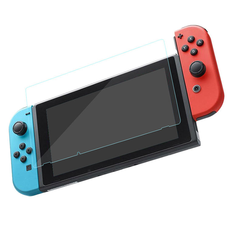 Ultra Clear 0.33Mm 2.5D Schakelaar Glas Screen Protector Voor Nintendo Switch Gehard Glas