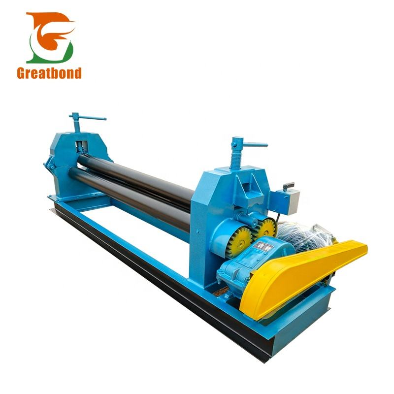 Greatbond Hot sale Plate Bending Rolling Machine Roller for Sheet Metal