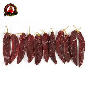 2019crop Xinjiang paprika whole/sweet chilli pods /red pepper/Pimenton seco 180-240asta Chna Jiaozhou supplier wholesale price