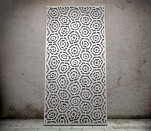laser cutting panels for decorative wall