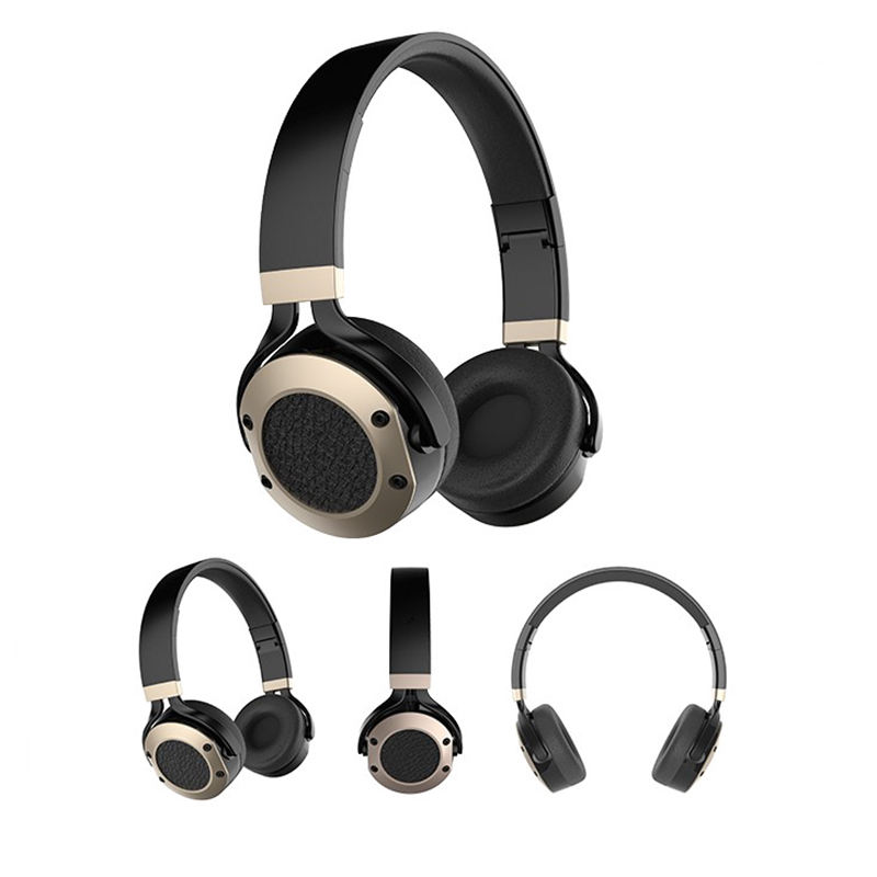 Flexible package Overhead Premium Portable Professional Quality Stereo Bass Stabilized Dynamic Stylish Over Ear Wired Headphone