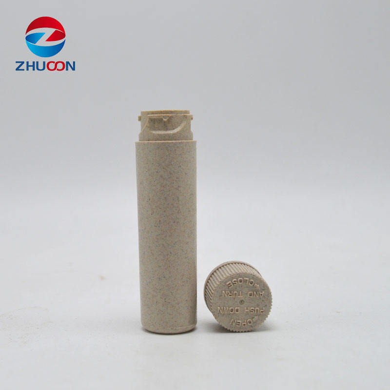 65/72/106/116/135mm Black transparent white in stocks Pre Rolled Joint Tube flat bottom with child resistant Screw Cap