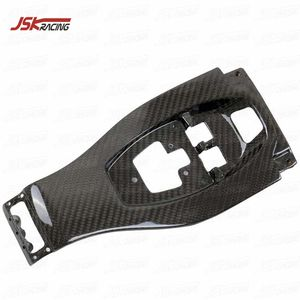 2011-2013 CARBON FIBER INTERIOR TUNNEL VERKLEIDUNG TRIM SWITCHES CENTER CONSOLE FOR FERRARI 458 ITALIA