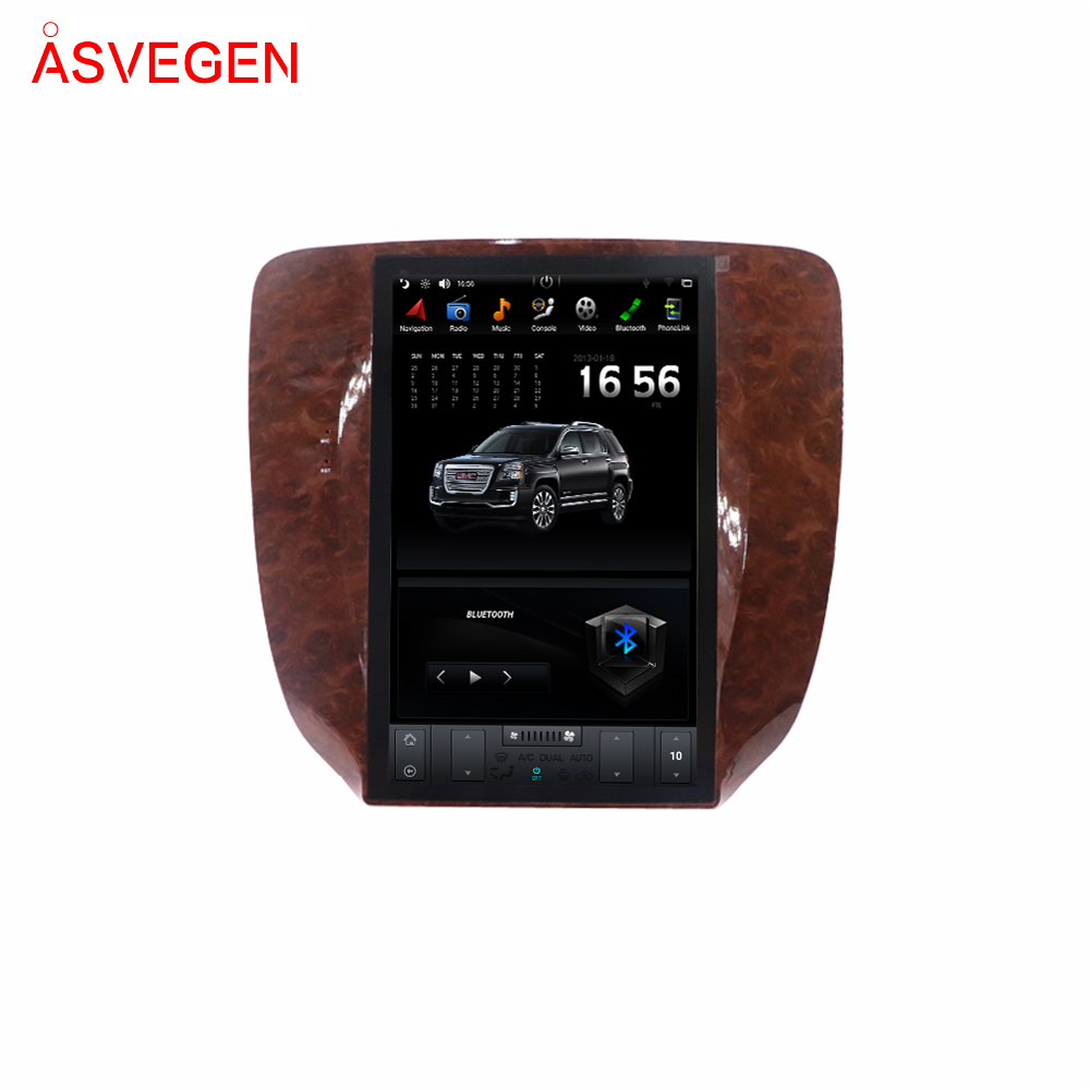 Wholesale Android 9.0 Car Radio DVD Player For Chevrolet Tahoe GMC Yukon 2007-2013 With Wifi BT Playstore