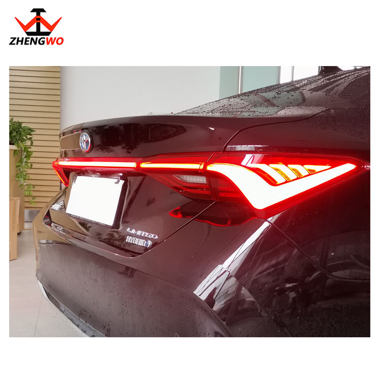 Factory Delivery LED Tail Lamp 2019 light for Toyotas Avalon spoiler light
