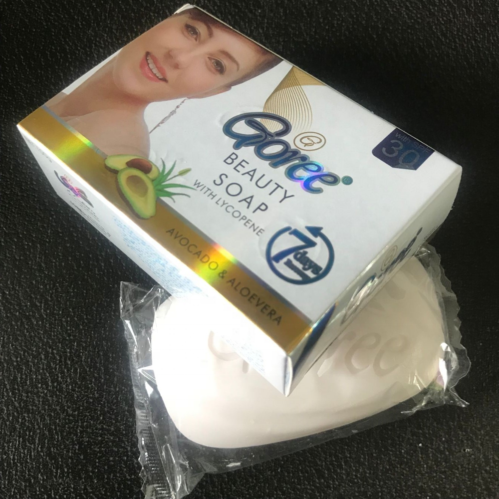 beauty avocado oil effective organic natural skin whitening goree soap
