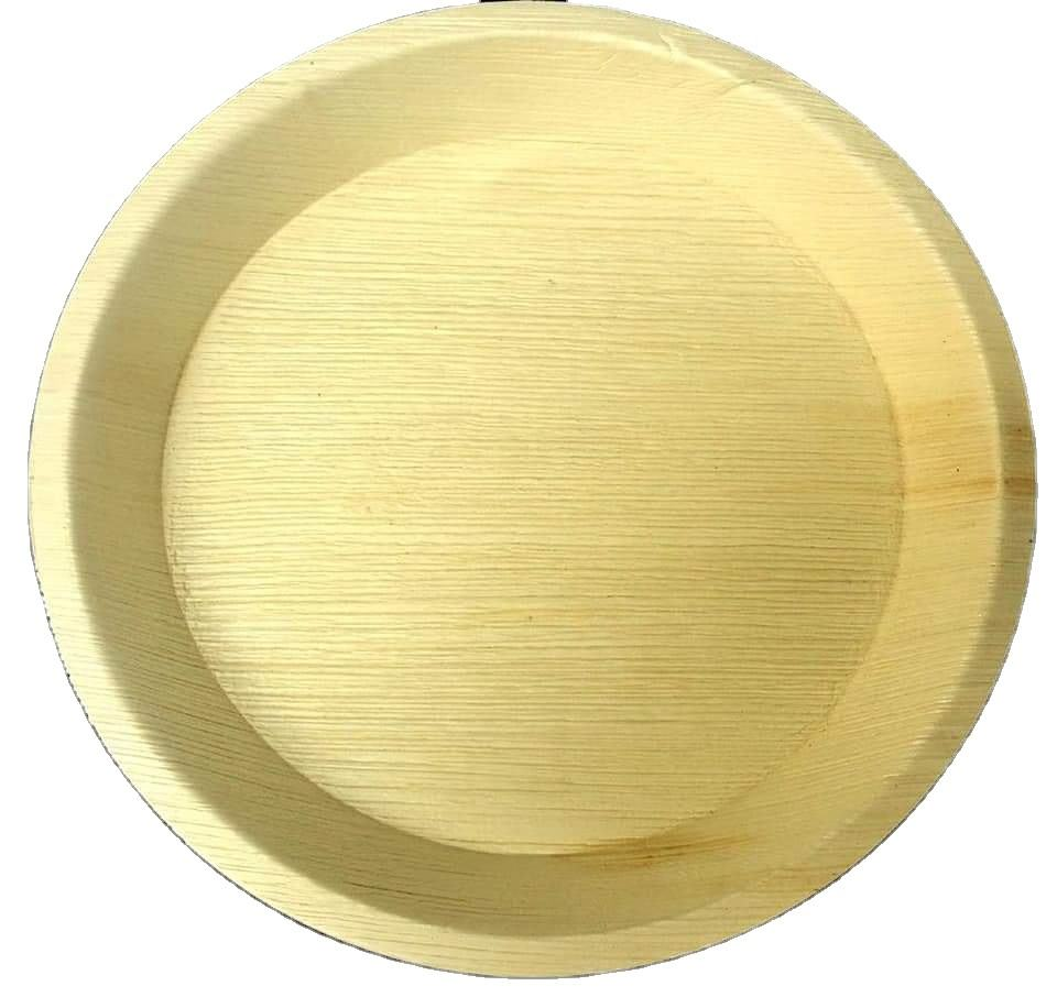Wooden plates for export