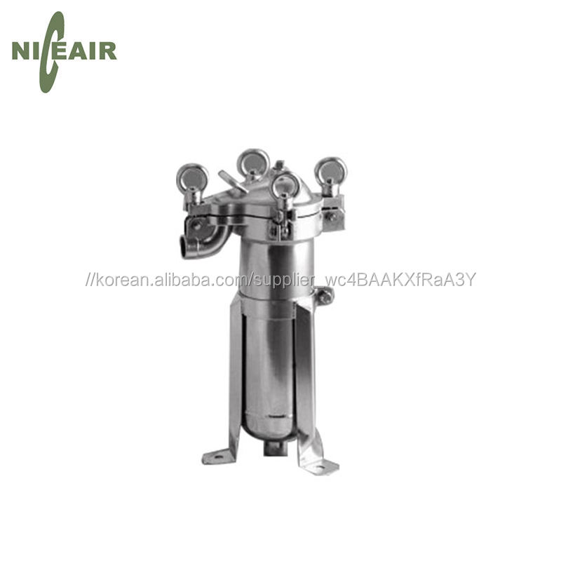 Professional excellent mesh pp cloth bag filter specification
