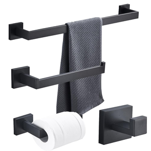 Leijie Stainless Steel Bathroom Hardware Accessories Wholesale Unique Bathroom Accessories