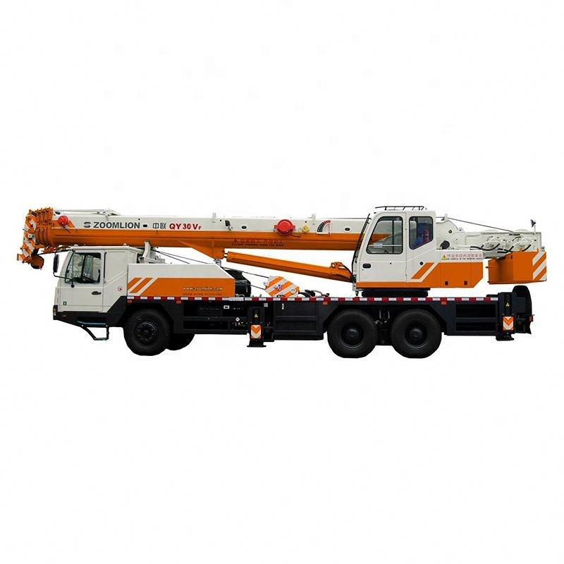 25 Ton Loongsheen Brand Directly Manufacturer Lxqy-T25 25Ton Truck Crane For Sale With Best Price Zoomlion ZTC250V531
