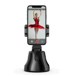 Smartphone Mobile Face Rotation Camera 360 Object Auto Tracking Smart Shooting Phone Holder For Iphone