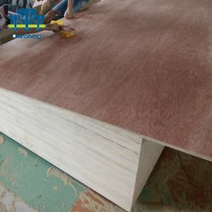 Eucalyptus Hardwood Core Commercial Plywood Sheet Factory Direct Price Indoor Usage