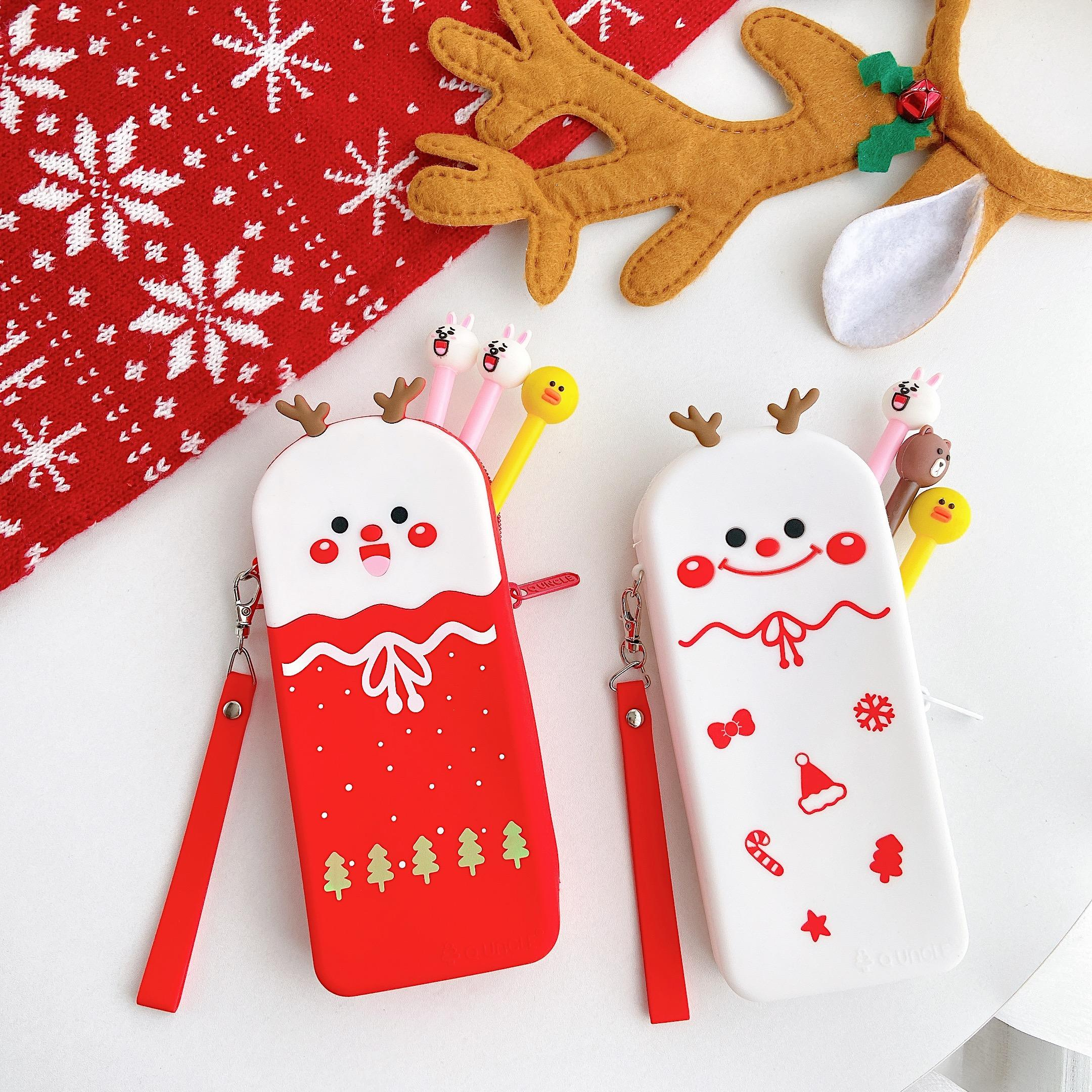 Top Quality Australia 2018 Trendy Christmas Gifts Kids New Cute School Cartoon Pencil Case