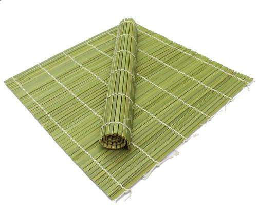 High Quality Easy Use Natural Bamboo Sushi Rolling Mat