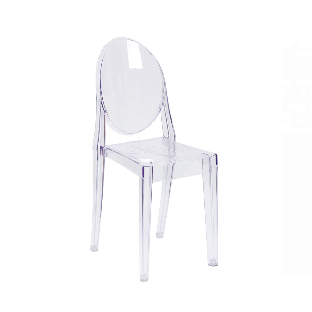 Wholesale Stackable Events Louis Transparent Ghost Chair