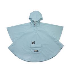 Branded children rain coat high quality kids outdoor waterproof rainwear wholesale and support OEM Customized