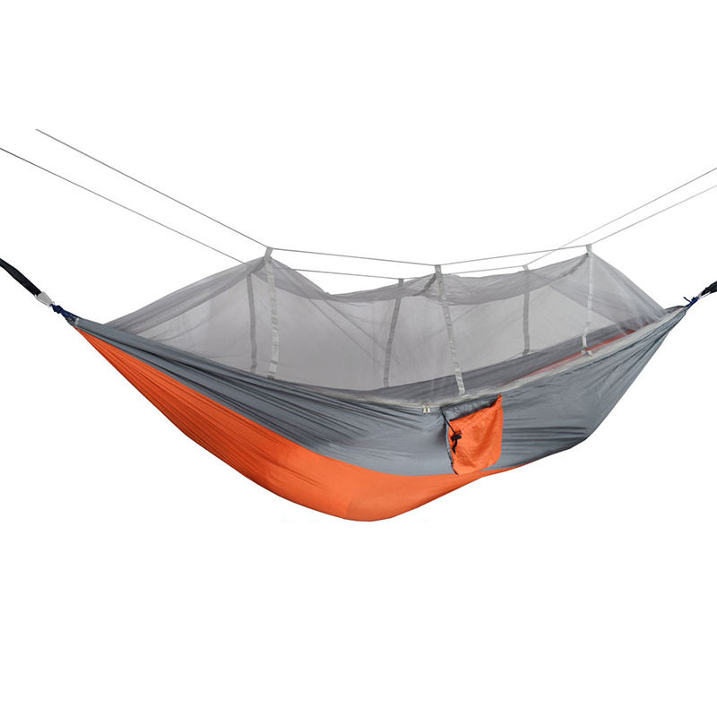 Camping Hammock With Mosquito Net Hot Sale Hammock Outdoors Mosquito Net Hammock