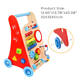 Baby Walker Baby Walkers New Design Multi-Functional Kids Push Along Baby Walker Toys Wooden
