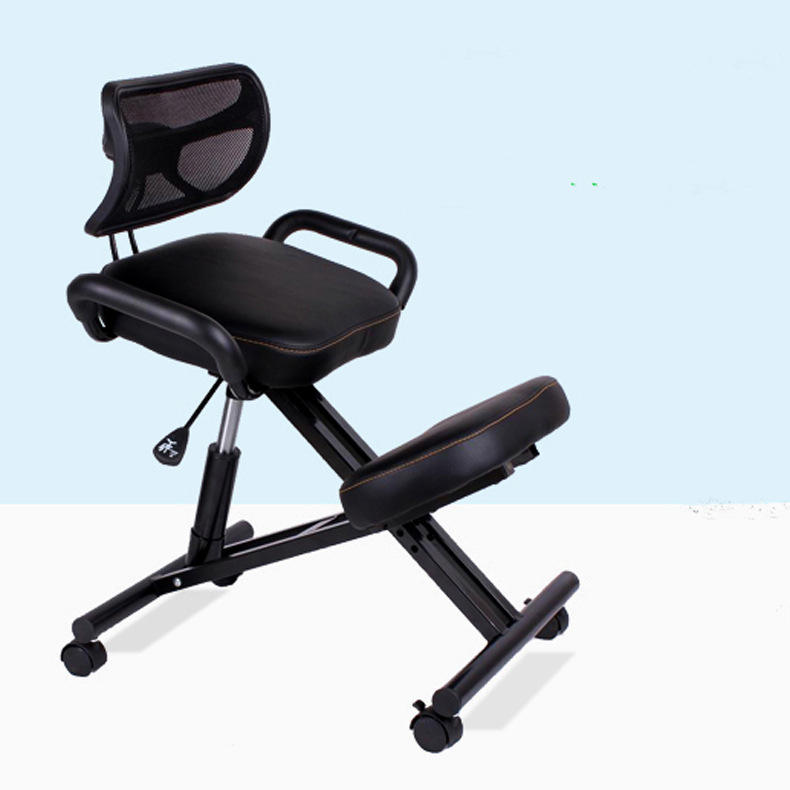 Wholesale Ergonomic Student Wood Kneeling Chair, Kneeling Chair Office Chair
