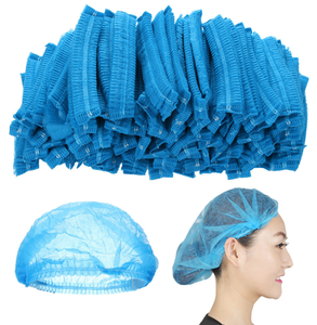 High Quality Non woven disposable medical surgical Round head cover