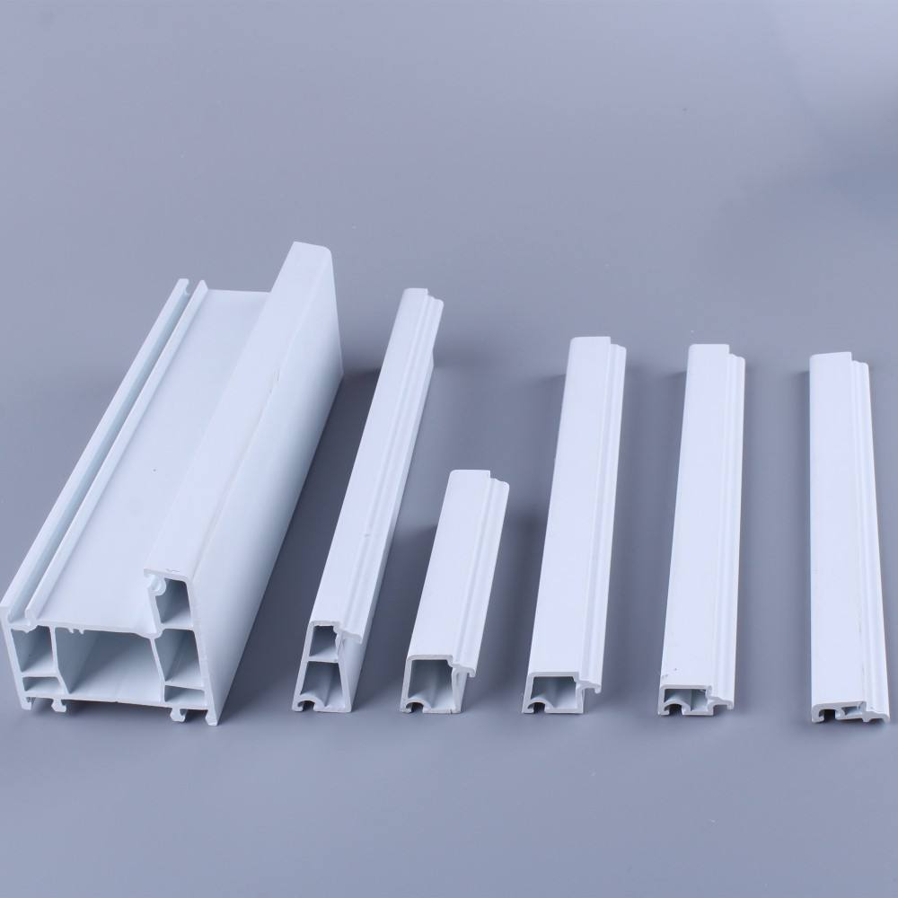 2020 ISO CE Thicker plastic pvc profile
