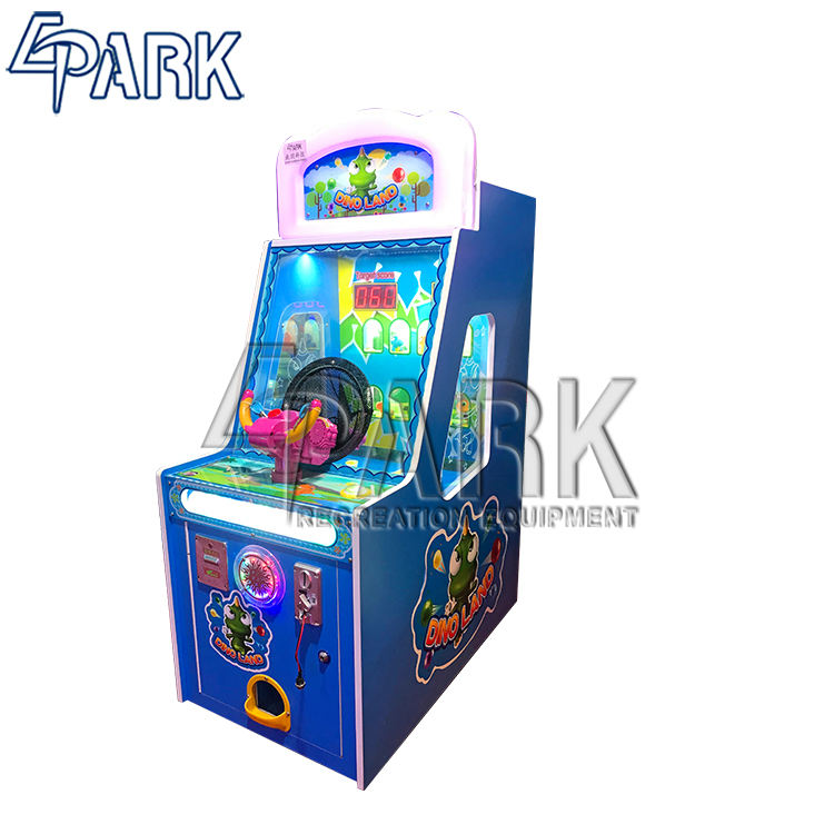 New Dinosaur Hunter Shooting machine free online arcade game street fighter coin pusher game machine for sale