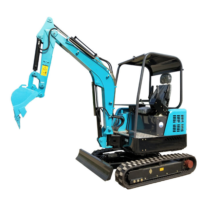 0.8T 1Ton 2T Small Digger China Mini Excavator With Rubber Track