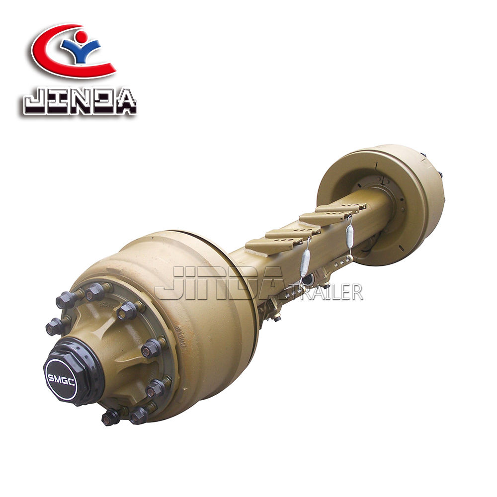 China factory direct selling 18 20 Tons axles rear axle front axle for mitsubishi for sale in Vietnam