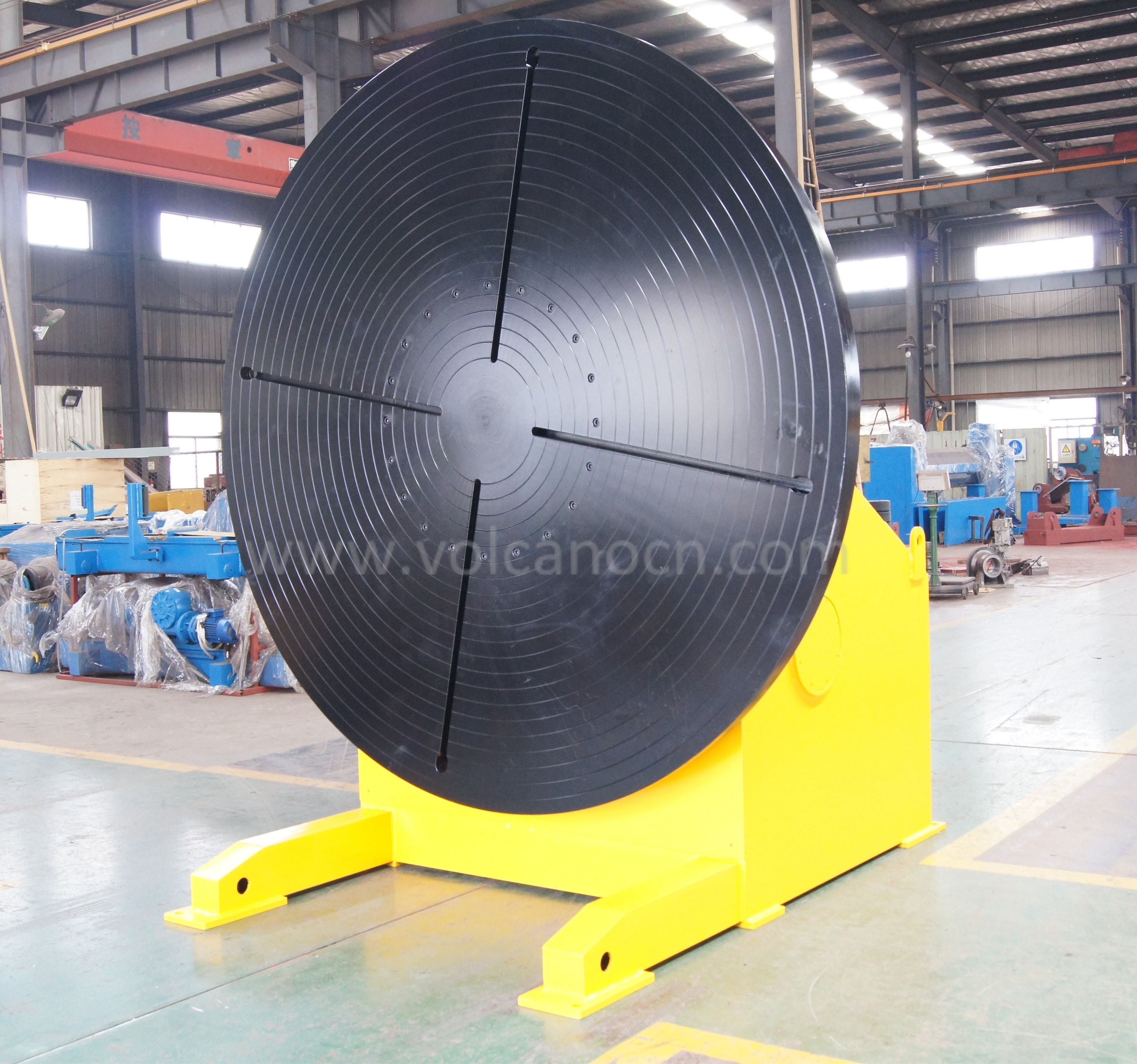 Customized supplier china pipe turning welding positioner