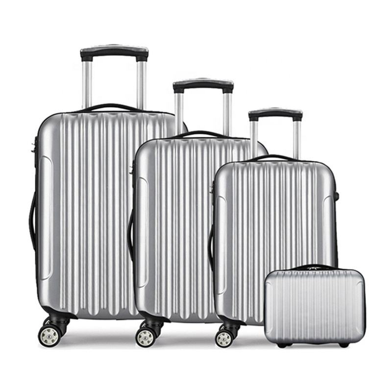 Classical 20/24/28 Inch 3 Pieces Luggage Set ABS Travel Trolley Bag Suitcase Luggage