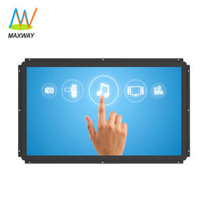 Open Frame 21 21.5 22 Inch USB RS232 Capacitive Touchscreen TFT LCD Touch Screen Monitor Display