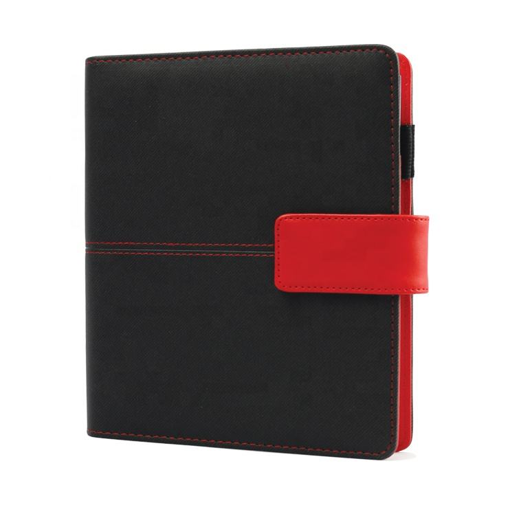 a5 a6 custom notebook with ring binder and weekly planner printing