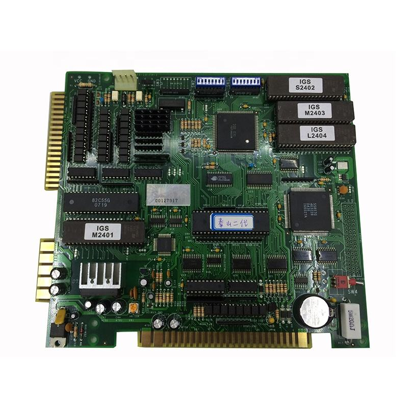 factory quality astro game machine tarzan II igs slot pcb tarzan 2 casino gaming board