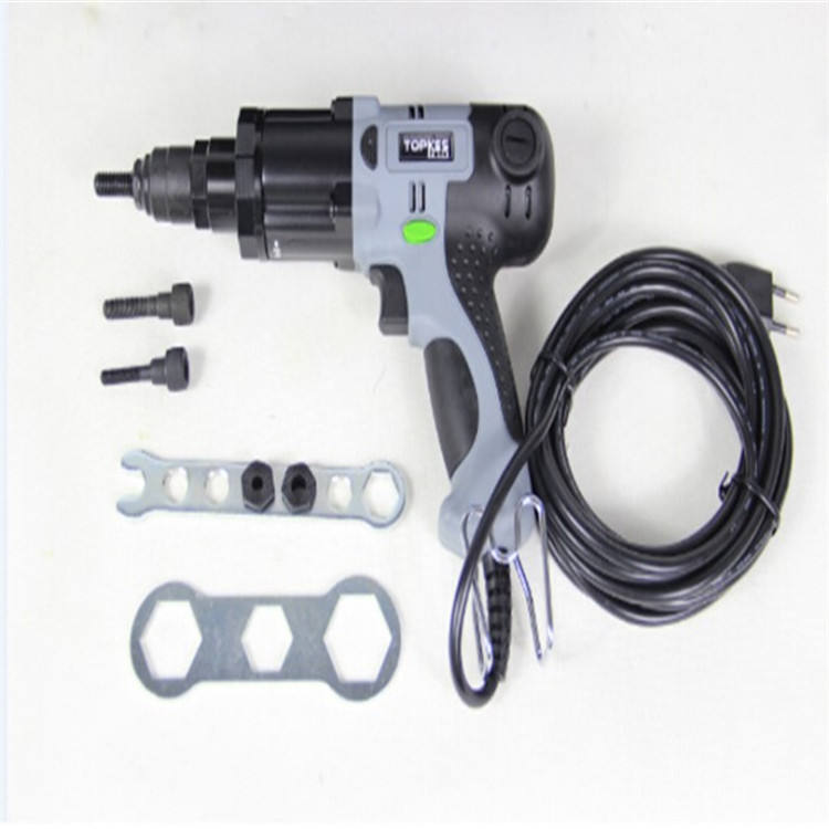 Wholesale Safety Electric Portable Riveting Aluminum Steel Hand Tool Nut Riveter M3-M30