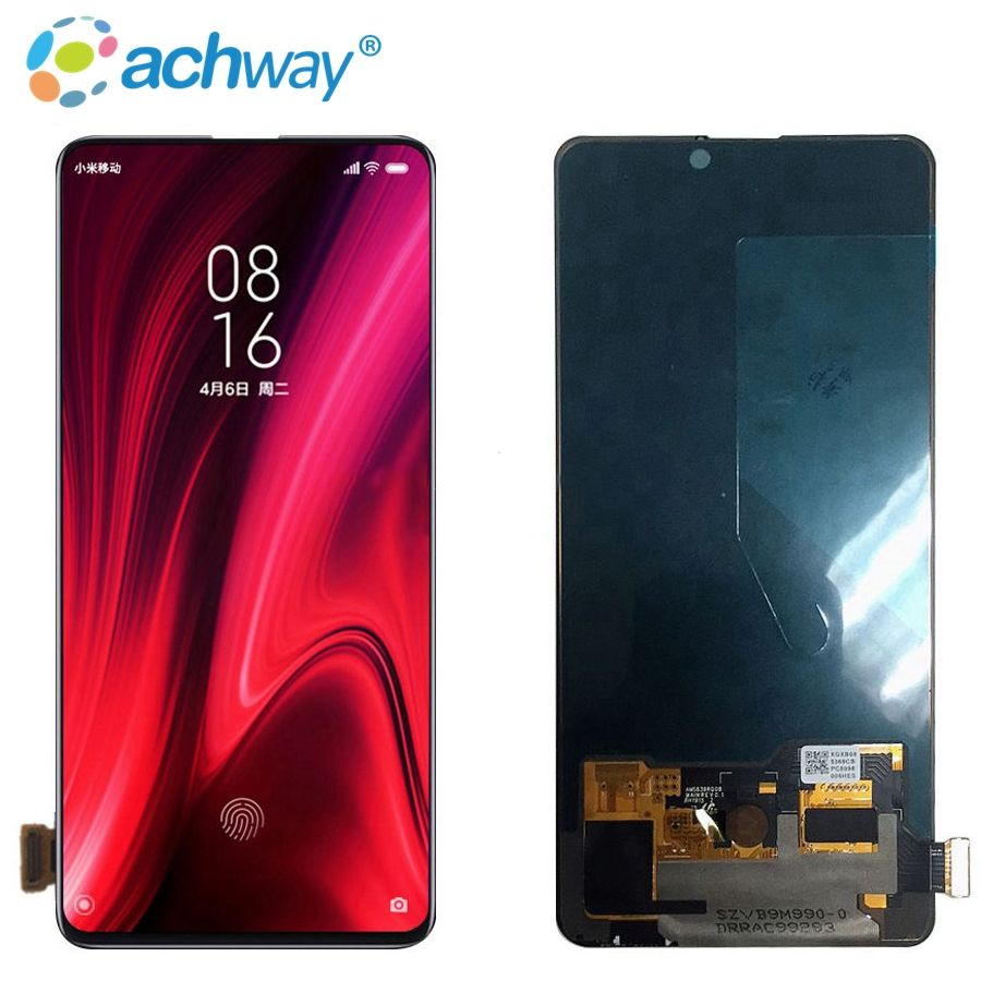 Display AMOLED Para xiaomi K20/K20pro formi 9t pro Lcd Substituir Lcd Screen Display Toque Xiaomi Redmi K20 pro K20 Lcd