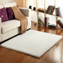 Living room shaggy decorative modern carpets flat woven wool rugs