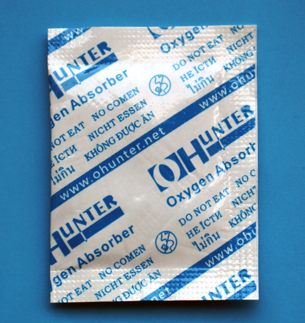 FDA Approved 50CC Oxygen Absorber for Food Fresh