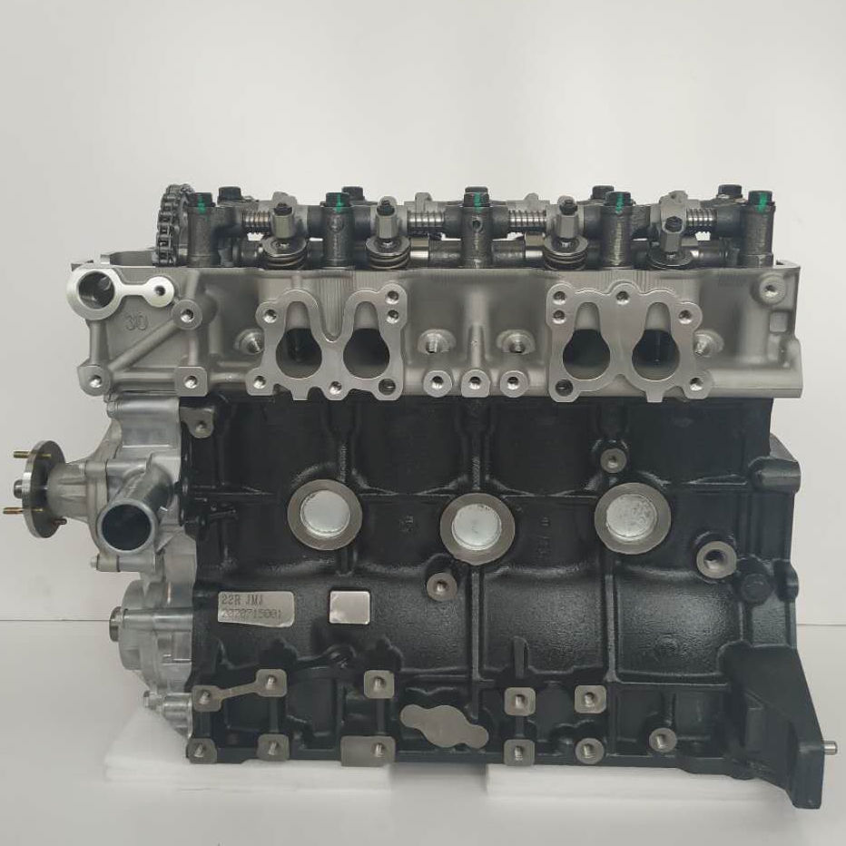 22R engine assembly long block For Toyota 22R engine Hilux Pickup Corona Cressida Celica Engine
