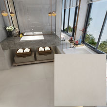 Non-slip bathroom ceramic tile low price flooring