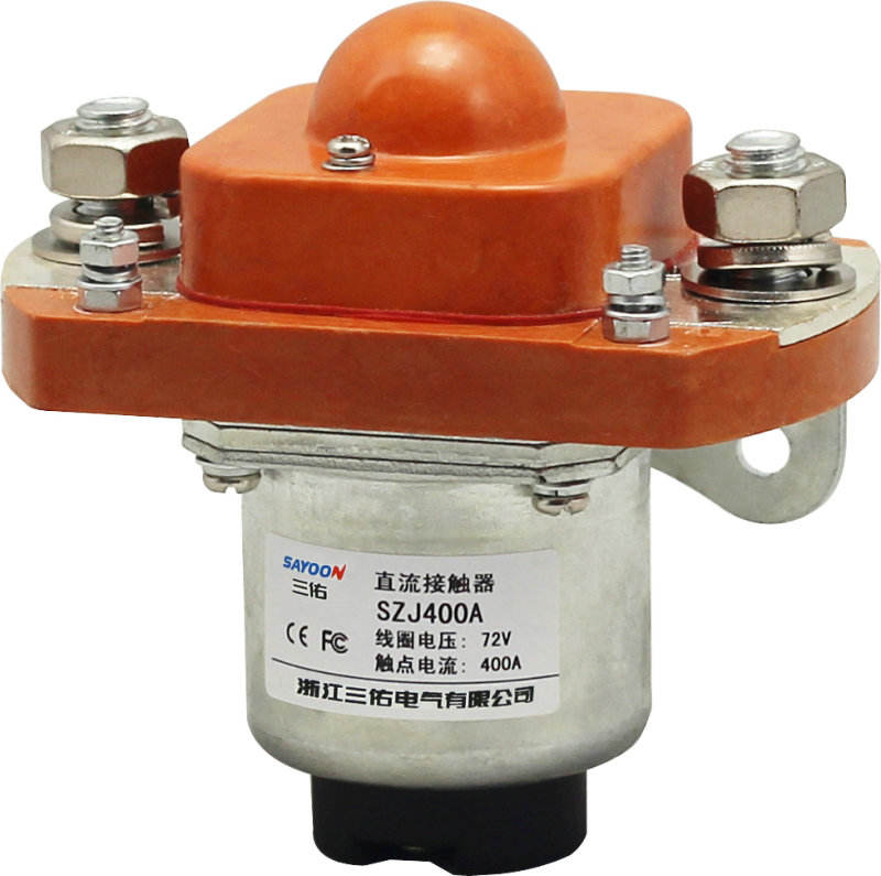 SAYOON Manufacture Price 400A Motor Control Magnetic Main Contactor
